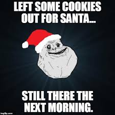 Forever Alone Meme Picture - forever alone christmas meme imgflip