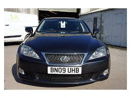 lexus is van used lexus is 220d saloon 2 2 td se 4dr in blandford forum dorset