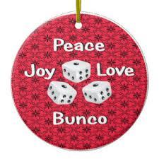 bunco dice ornaments keepsake ornaments zazzle