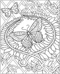 detailed animal coloring pages eson me