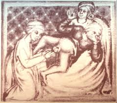 Medieval Birthing Chair Stone Relief From Isola Dell U0027 Sacra Ostia 1st Century Ce Blog