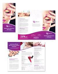 salon brochures