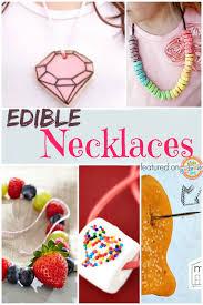 Edible Candy Jewelry Edible Jewelry
