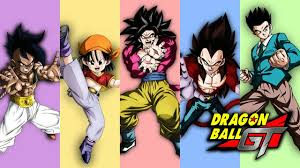 dragon ball gt tournament power