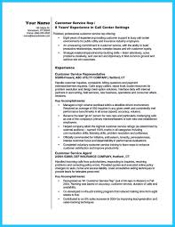 Sample Resume Objectives Of Call Center Agent by Impressing The Recruiters With Flawless Call Center Resume