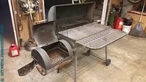 charbroil diy smoker rack upgrade u2013 diy metal fabrication com