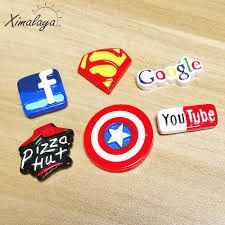 ximalaya 6 pcs lot superhero refrigerator magnets superman fast