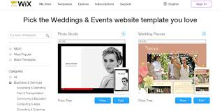 Wedding Planner Websites The Best Wedding Website Builders Onefabday Com