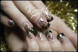 Exemple Deco Ongles by Noel Decoration