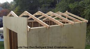 Diy Build A Shed Plans by Building A Shed Resources