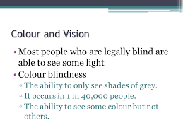 Legally Blind Test Supplies Print 10 Demo Ppt Video Online Download