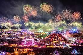 Las Vegas Maps Edc Las Vegas 2017 Set Times Festival Map U0026 More Edm Identity