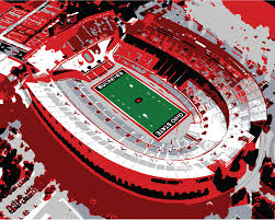 ohio state football clipart 73