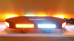 18 power6 brightest led emergency warning light bar