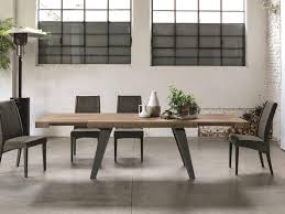 contemporary dining tables extendable modern extending dining tables designer dining tables