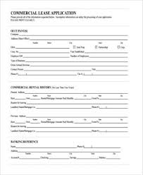 free commercial lease agreement template download 112 free