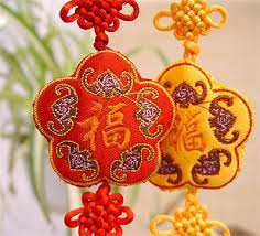 luck ornaments arts crafts new year new year