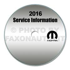 Dodge Journey Manual - 2016 dodge journey repair shop manual cd rom