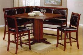 Fabulous Bench Style Kitchen Table Best  Kitchen Table With - Bench tables for kitchen