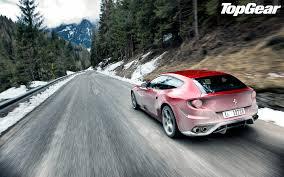 Ferrari F12 4x4 - top gear ferrari ff speeding wallpapers top gear ferrari ff