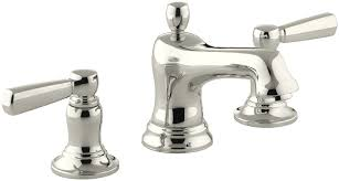 Cheap Bronze Bathroom Faucets by Kohler K 10577 4 2bz Bancroft Widespread Bathroom Sink Faucet With
