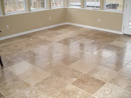 Travertine Bathroom Floor Bathroom Remodel Modern Travertine Flooring Get Refinishing To