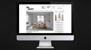 design magazine online dezeen is officially the world s most popular design magazine