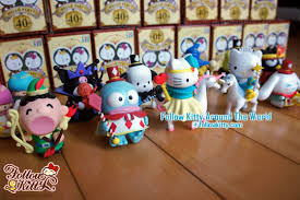 hello party my collection of 7 11 hello friend hello party figurines