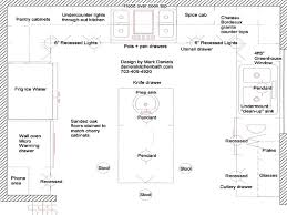 large floor plans kitchen floor plans with island and walk in pantry large size of