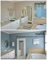 nice benjamin moore bathroom paint 1 mount saint anne and gray