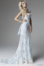 blue wedding dress details about blue lace wedding dress luxury brides