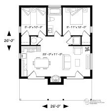 Lowe S Home Plans House Floor Plan 1930s House Plans Small Cottage Unique House