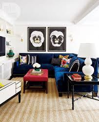 blue sofa living room best of 2013 living rooms blue velvet sectional sofa and navy blue