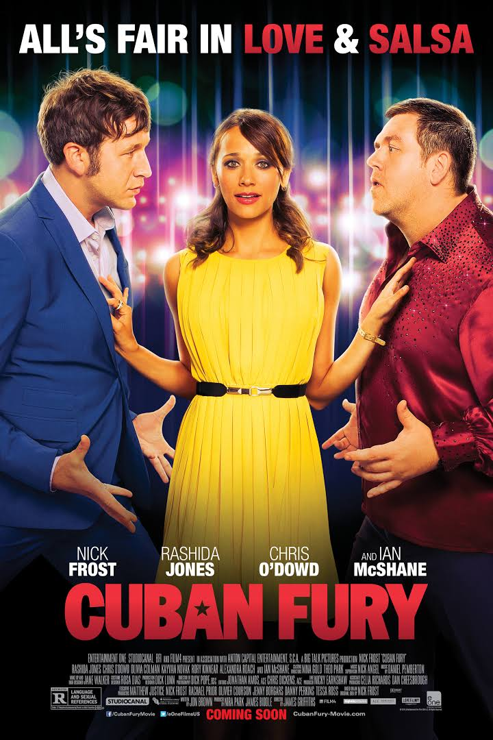 Cuban Fury-Cuban Fury
