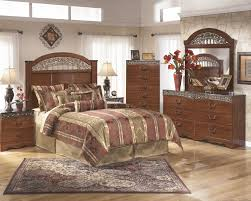 fairbrooks estate 3 pc bedroom dresser mirror queen full
