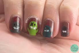 hey darling polish the nail art guild zombies