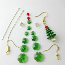 swarovski christmas tree earrings ebay christmas ideas