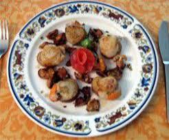 cuisiner pied de mouton coquilles st jacques et pieds de mouton recette aftouch cuisine