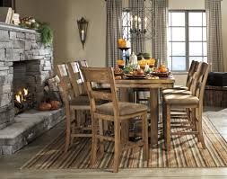 kristoff counter height extendable dining table u0026 reviews joss