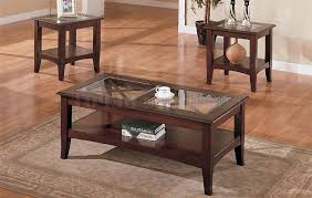 Glass For Tables by Brown Coffee Table With Glass Living Room Coffee Tables And End