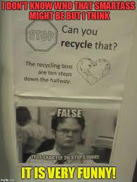 Smartass Memes - still funny or already nasty imgflip