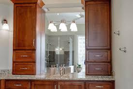 bathroom vanity and linen cabinet combo amazing bathroom cabinets and linen towers make in cabinet tower