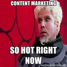 Mugatu Meme - indeed it is mr mugatu see what makes content marketing so hot