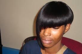 weave bobs black hair quick weave short bob natural hairstyles