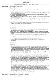 resume template administrative w experience project 2020 uc marketing resume sles velvet jobs