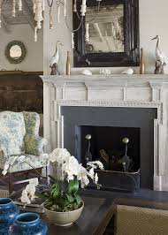 smouldering fireplace mantels to heat up your night laurel home