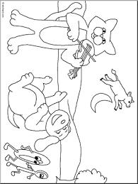 preschool coloring pages nursery rhymes lots and lots of nursery rhyme coloring pages e g hey diddle