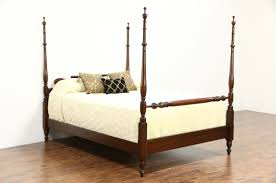 Four Poster Bedroom Sets Bed Frames Victorian Canopy Bed Frame Antique Iron Beds Queen