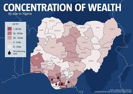Map Of Nigerian States by The Crisis In Nigeria In 11 Maps And Charts Vox