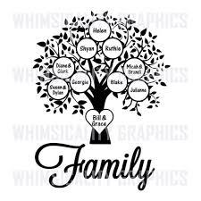 Blank Family Tree Family Tree Template Family Tree Template Free Family Tree Template